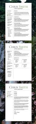 The 25 Best Best Resume Template Ideas On Pinterest Best Resume
