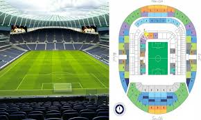 Tottenham Hotspur Reveal Season Ticket Prices For Their New