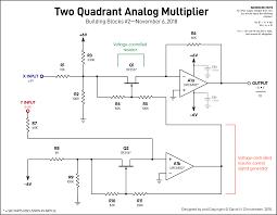 Gilbert Cell Design Building Blocks 2 True Analog Multiplier
