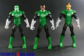 Dc Designer Series Green Lantern Dc Total Heroes Ultra Green Lantern Corps Review Green
