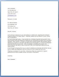27 Cover Letter Sample Software Developer Java Developer Cover