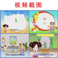 Children Education Cartoons Genuine Enlightenment From Zero To Learn English Early Childhood Dvd