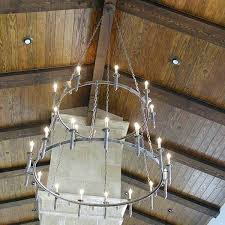inspirational 2 tier chandelier or cassidy s 2 tier iron chandelier 56 camino vintage candelabra 2
