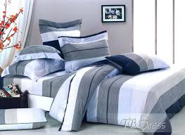 blue and grey duvet covers navy bedding baby white cover ikea