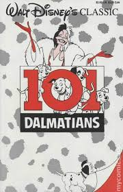 101 dalmatians book cover 101 dalmatians 1991 ic books of 101 dalmatians book cover disney 101
