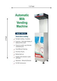 Milk Vending Machine Manufacturer Delectable NETCO Automatic Milk Vending Machine Manufacturers Suppliers Traders