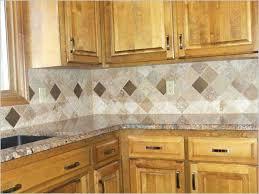 kitchen ideas with oak cabinets inspirational for interior design backsplash and dark countertops