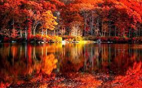 Free download Autumn Lake Desktop ...