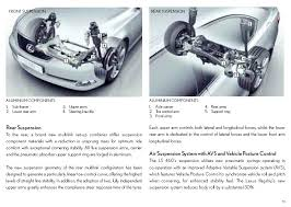 exploded views diagrams of the ls club lexus forums anyhow these two images come from perhaps the most comprehensive ls 460 design engineering booklet i ve seen the global ls 460 dynamic press launch
