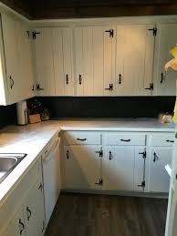 Painting Knotty Pine Cabinets More Painted Knotty Pine Cabinets For The Home Pinterest