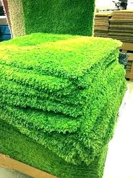 grass rug outdoor faux plastic rugs fake indoor carpet collection artificial x mat grass rug indoor