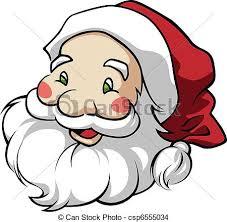 cute santa claus drawing. Contemporary Drawing Cute Santa  Csp6555034 For Claus Drawing T