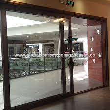 aluminum sliding doors for exterior