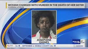 Atmore Police charge caretaker with murder - YouTube