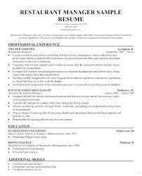Examples Of Resume Profile Inspiration Resume Profile Examples