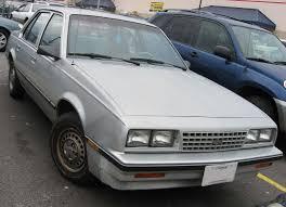 Cavalier 1982 chevrolet cavalier : File:1st-Chevrolet-Cavalier-Sedan-2.jpg - Wikimedia Commons