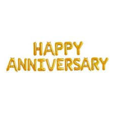 happy anniversary banners inflating happy anniversary banner balloon foil letters balloons for