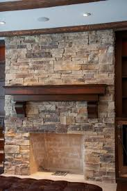startling fireplace rock rocks stones home depot veneer ideas rockford il wall for gas tile tx