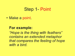how to write a literary essay ppt video online  3 step