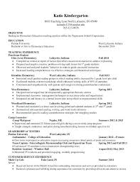 Resume Template Purdue
