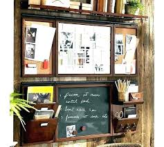 office wall organization ideas. Hanging Wall Organizer Office Organization Ideas Bill Mail