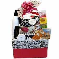 denver gifts. tea and pamper her gift basket denver gifts l