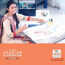 How Can I Learn Fashion Designing At Home Learn Fashion Illustration From The Comfort Of Your Home