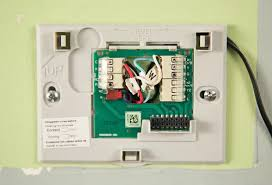 honeywell goettl heat pump no c wire com this is a stock photo so do not pay attention to t stat wire colors use above reference for colors of my wire