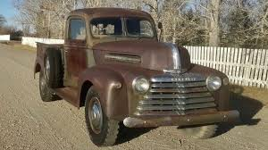 Survivor: 1946 Mercury Pickup For Sale ~ Roadkill Customs