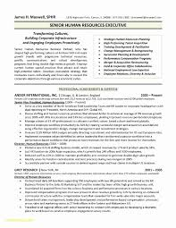 Human Resources Manager Resume Examples Free Download Sample Human