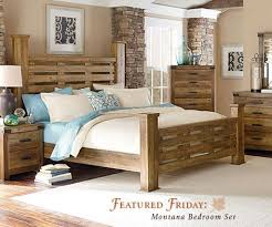 Featured Furniture: Montana Bedroom Set | Featured Fridays With ...