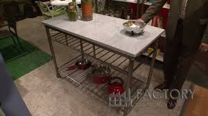 Home Styles Orleans Kitchen Island   Factoryestores.com   YouTube