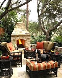 backyard fireplace designs outdoor fireplace designs 1 paver fireplace pics