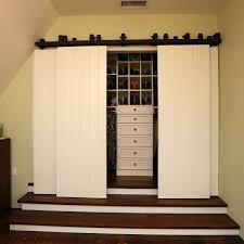 traditional small closet door