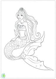 Coloring Princess Baby The Little Mermaid Coloring Pages Coloring