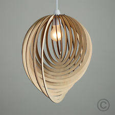 lighting for lounge ceiling. modern wooden droplet ceiling pendant light shade lounge lampshade lighting home for