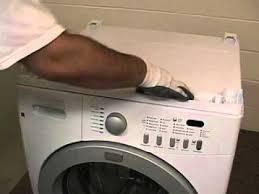 frigidaire washer installation