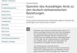 Image result for •Báo chí Đức đưa tin và chính phủ Đức đưa ra lời cáo buộc phía Việt Nam bắt cóc và đề nghị đưa Trịnh Xuân Thanh trở lại Đức nguyên trạng