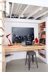 home office small spaces. Wentworth, Inc. - Basement Built-in Home Office Small Spaces
