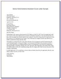 Cover Letter Administrative Assistant Cover Letter Templates Live