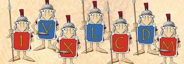 Resultado de imagen de números romanos juegos online