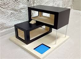 Image Real Image Of Ornament Modern Dollhouse Furniture Decoist How To Make Modern Dollhouse Furniture
