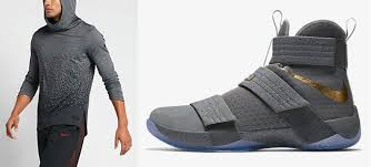 lebron james shoes soldier 10 white. nike lebron soldier 10 \u201cbattle grey\u201d x dry basketball hoodie lebron james shoes white