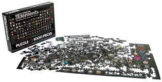Amazon.com: Periodic Table Jigsaw Puzzle: Industrial & Scientific