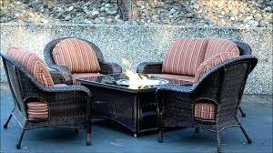 gas fire pit table and chairs design gas fire pit tables and chairs sets table chair