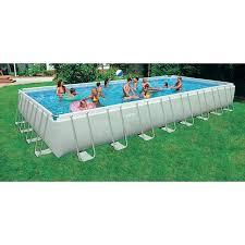 Intex Pool Gallons Chart