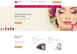 Hair Saloon Websites Beauty Salon Websites Templates Free Download Ease Template