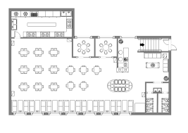 Canteen Design Layout Free Canteen Design Layout Templates