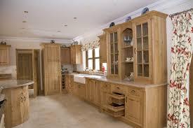 Oak Kitchen Furniture Oak Kitchens From Mark Stones Welsh Kitchens