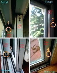 how to fix a sliding door how to remove sliding glass door luxury removing sliding door